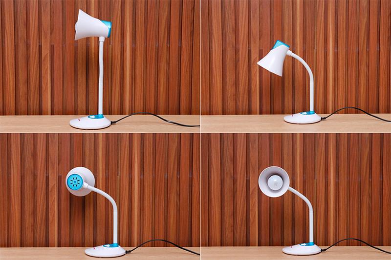 Đèn bàn học Điện Quang DKL15 0- kiểu dáng linh hoạt