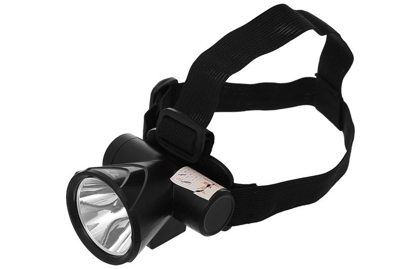Thiết kế gọn đẹp - Đèn pin đội đầu YAGE YG-U107