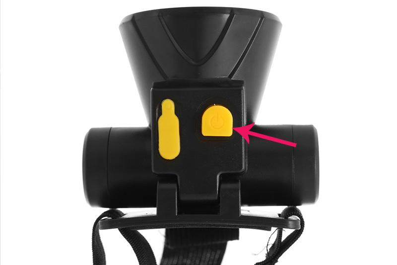 Dễ dùng - Đèn pin đội đầu YAGE YG-U107