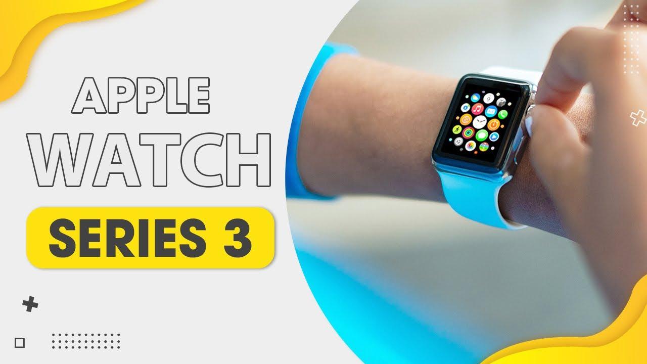 Apple Watch S3 GPS 38mm