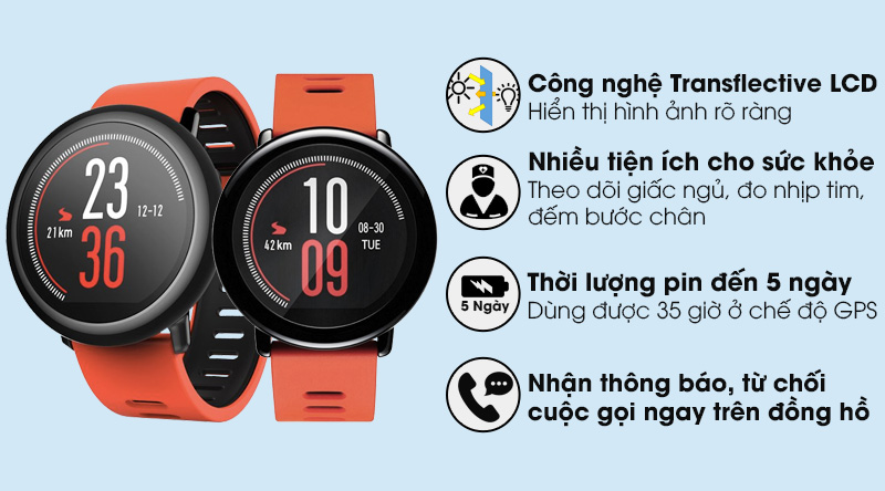 Xiaomi Amazfit Pace GPS