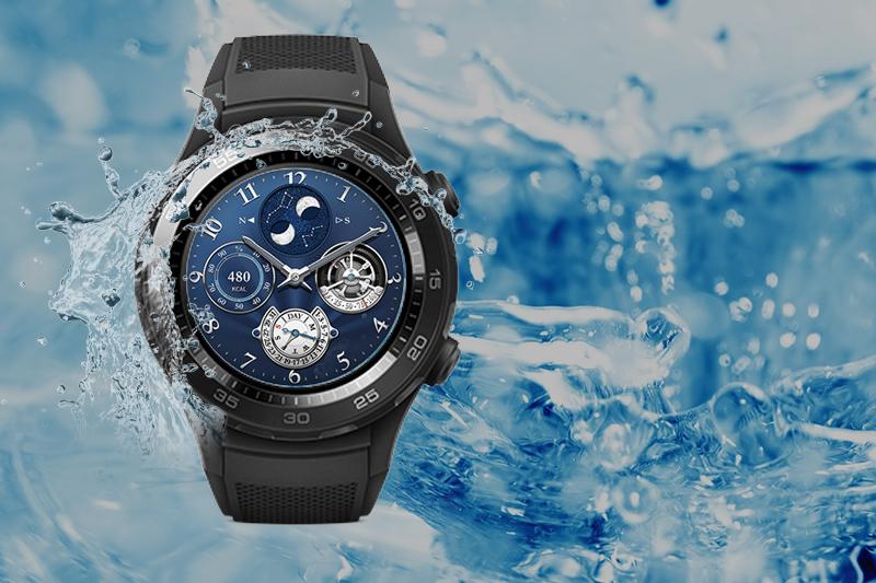 Đồng hồ thông minh Huawei Watch 2 - Chuẩn chống nước IP68