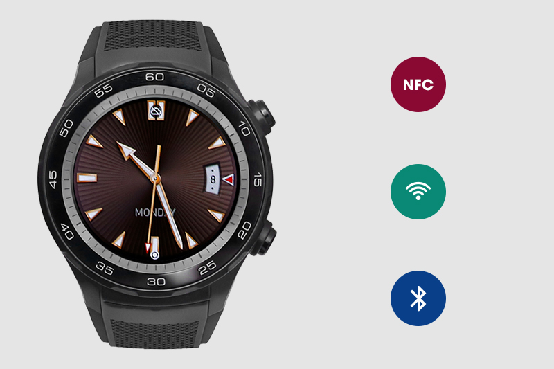 Đồng hồ thông minh Huawei Watch 2 - Kết nối đa dạng