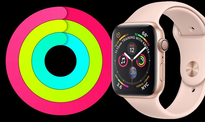 Apple Watch S4 GPS 44mm Viền nhôm (MU6F2VN/A) - luyện tập