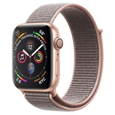 Apple Watch S4 GPS 40mm viền nhôm dây vải màu hồng (MU692VN/A)
