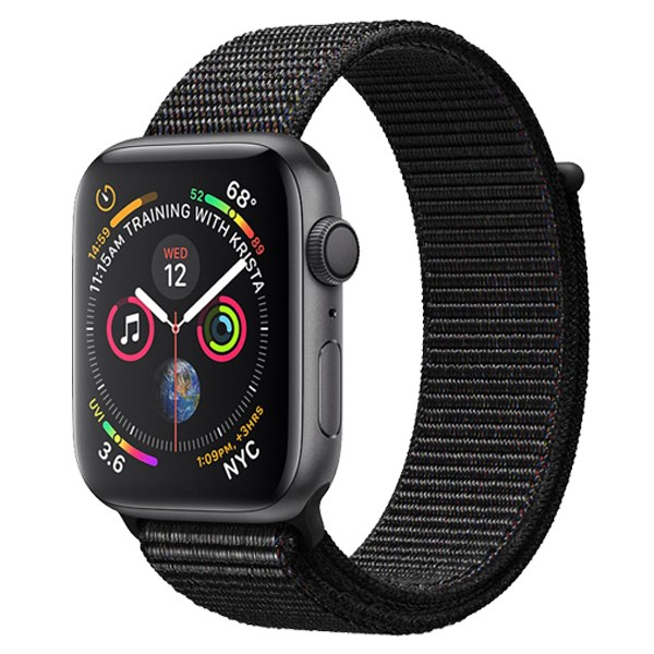 Apple Watch S4 GPS 40mm viền nhôm dây vải