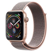 Apple Watch S4 GPS 44mm viền nhôm dây vải