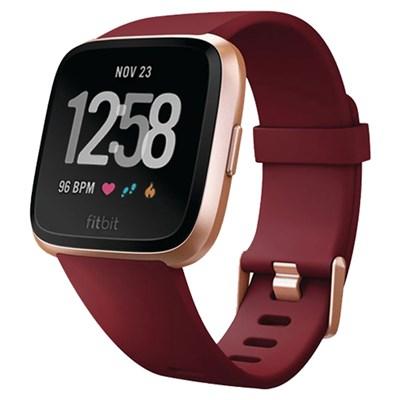 Đồng hồ thông minh Fitbit Versa dây cao su