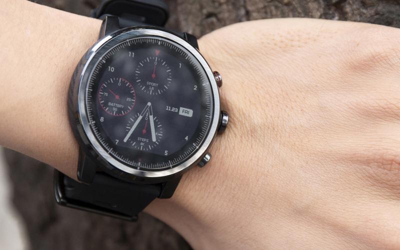 Đồng hồ thông minh Xiaomi Amazfit Stratos 2 - Hiển thị tốt ngoài trời
