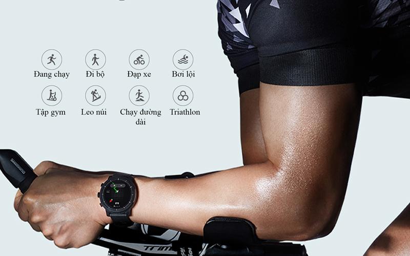 Đồng hồ thông minh Xiaomi Amazfit Stratos 2 - Các môn thể thao
