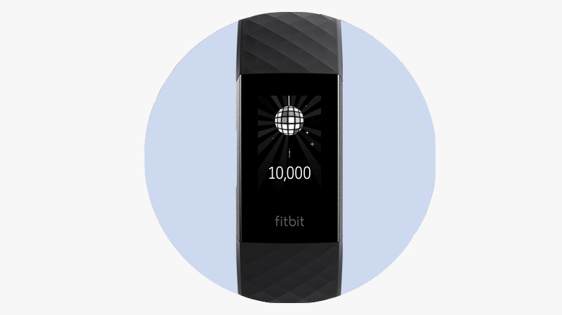 Vòng đeo thông minh Fitbit Charge 3 Đen - Thay đổi mặt vòng tay linh hoạt