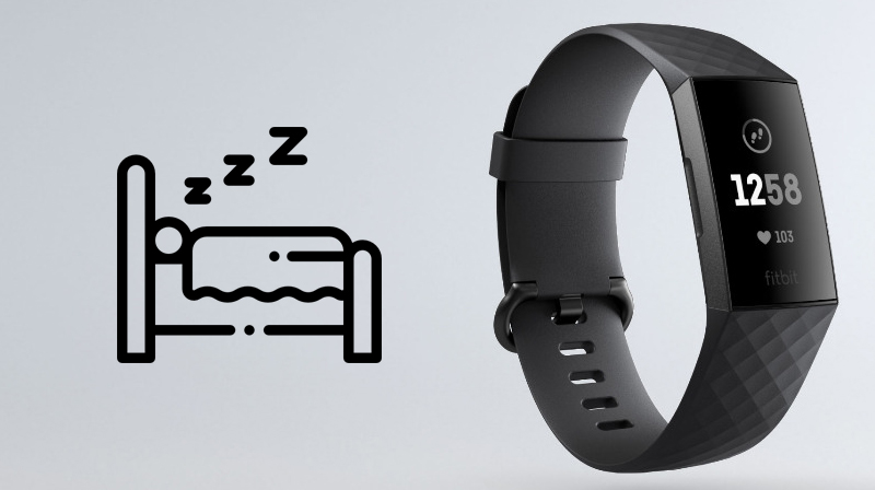 Vòng đeo thông minh Fitbit Charge 3 Đen - Theo dõi chăm sóc sức khỏe
