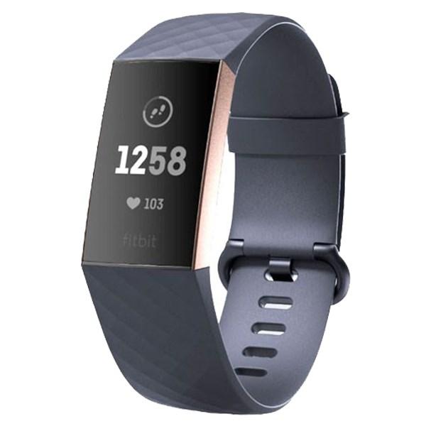 Fitbit Charge 3 Xanh Dương