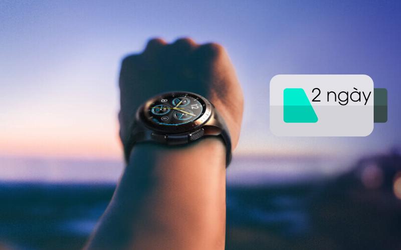 Thời gian sử dụng trên Đồng hồ thông minh Samsung Galaxy Watch 42mm
