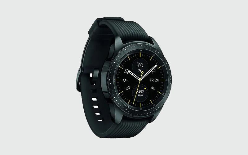 Đồng hồ thông minh Samsung Galaxy Watch 42mm có kiểu dáng phong cách