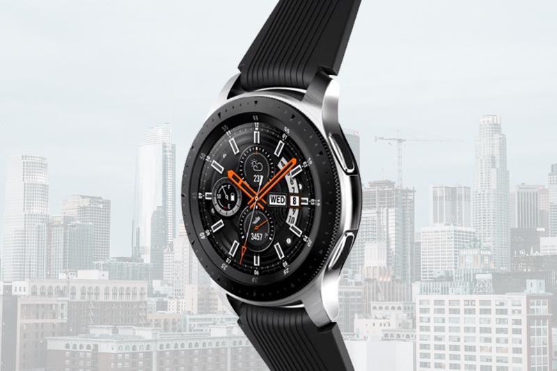 Thiết kế của Đồng hồ thông minh Samsung Galaxy watch 46mm