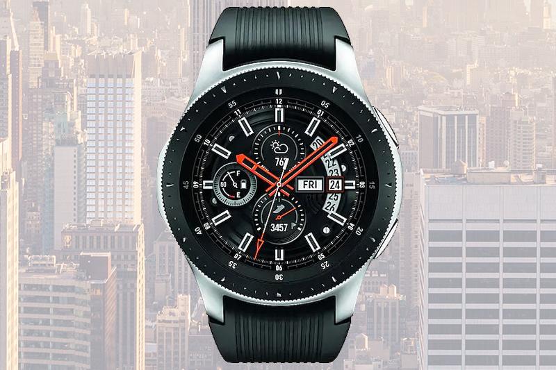 Màn hình của Đồng hồ thông minh Samsung Galaxy watch 46mm