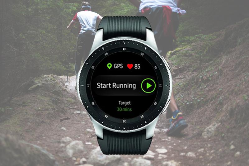 Tính năng theo dõi luyện tập trên Đồng hồ thông minh Samsung Galaxy watch 46mm