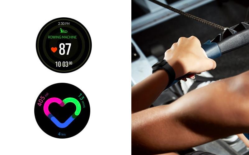 Tính năng nhắc nhở vận động Samsung Galaxy Watch Active