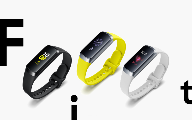 Samsung Galaxy Fit gọn nhẹ, năng động
