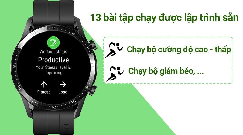 Đồng hồ thông minh Huawei Watch GT2 với tính năng chăm sóc sức khỏe
