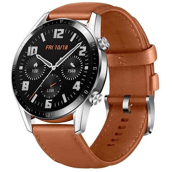 Huawei Watch GT2 46mm dây da
