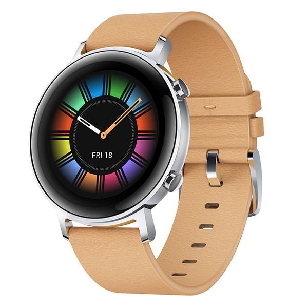 Đồng hồ thông minh Huawei Watch GT2 42mm dây da