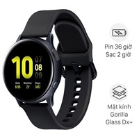 Samsung Galaxy Watch Active 2 44mm viền nhôm dây sillicone