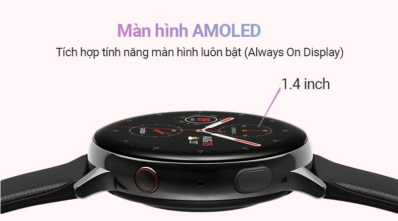 Màn hình đồng hồ thông minh Samsung Galaxy Watch Active 2