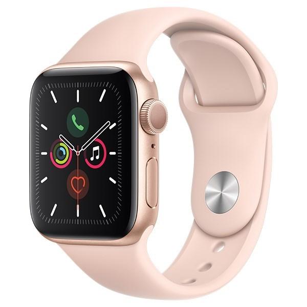 Apple Watch S5 40mm viền nhôm dây cao su