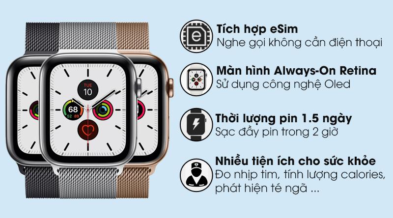 Apple Watch S5 LTE 44mm
