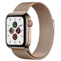 Apple Watch S5 LTE 44mm viền thép dây thép