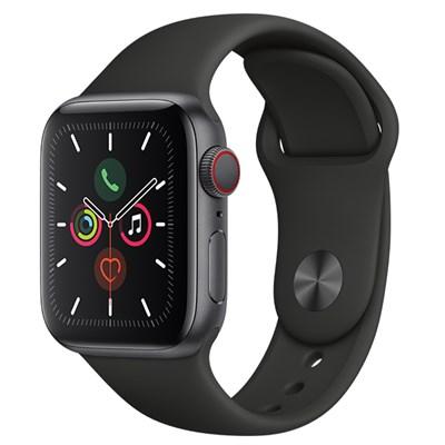 Apple Watch S5 LTE 44mm viền nhôm dây cao su