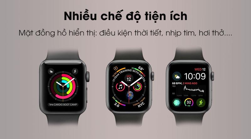 Nhắc nhở sức khỏe với Apple Watch S5 LTE 44mm