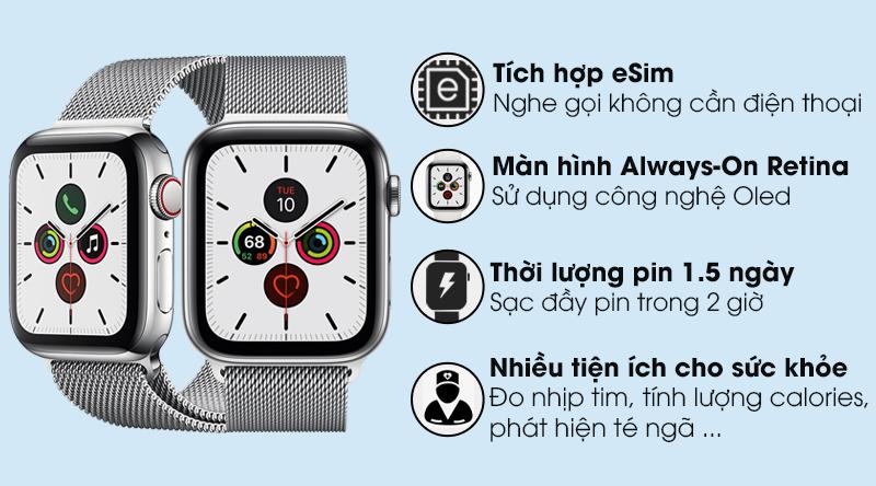 Apple Watch S5 LTE 40mm