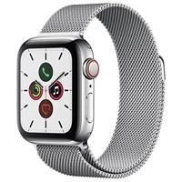 Apple Watch S5 LTE 40mm viền thép dây thép