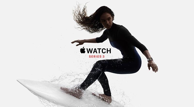 Đồng hồ thông minh Apple Watch S3 LTE
