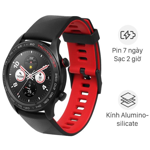 Đồng hồ thông minh Honor Watch Magic 42mm dây silicone