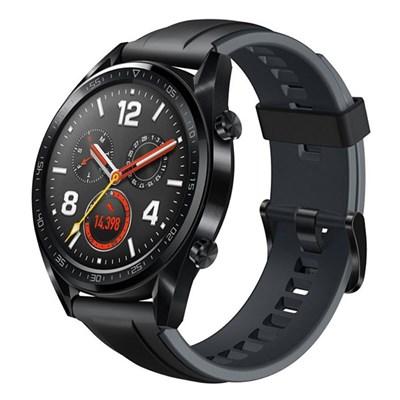 Đồng hồ thông minh Huawei Watch GT dây silicone đen