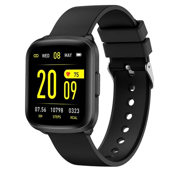 Đồng hồ thông minh BeU Fit KW03 đen