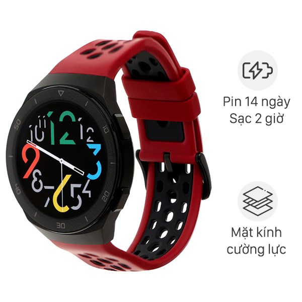 Huawei Watch GT 2e 46mm dây silicone