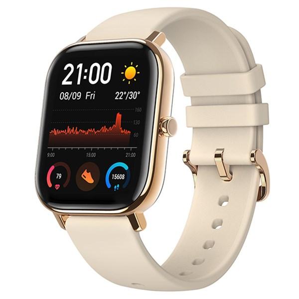 Đồng hồ thông minh Huami Amazfit GTS vàng
