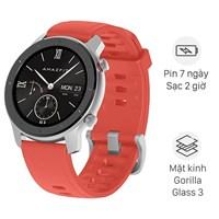 Đồng hồ thông minh Huami Amazfit GTR 42mm đỏ
