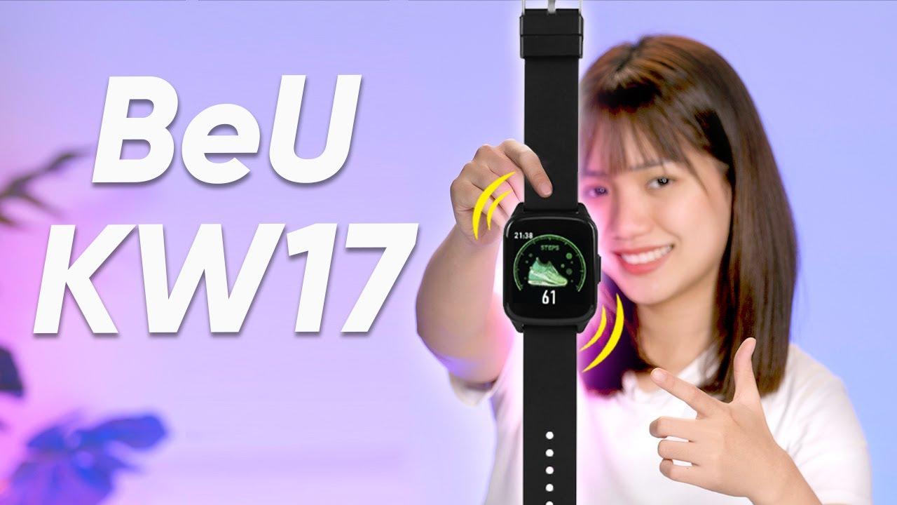 Đồng hồ thông minh BeU Fit KW17