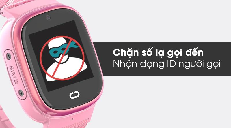 Đồng hồ thông minh trẻ em Kidcare 08S bảo vệ bé khỏi những số điện thoại lạ
