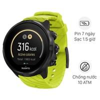 Đồng hồ thông minh Suunto 9 Dây silicone