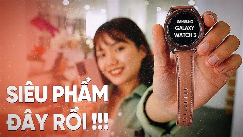 Galaxy Watch 3 41mm