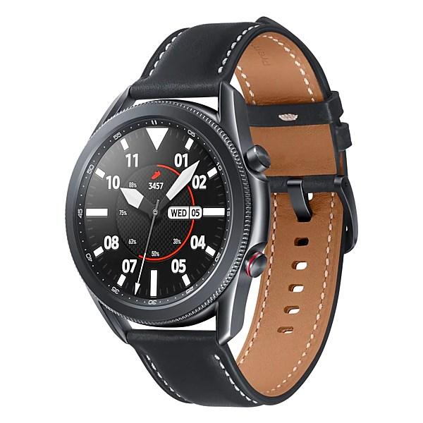 Samsung Galaxy Watch 3 LTE 45mm viền thép dây da