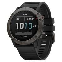 Đồng hồ thông minh Garmin Fenix 6X Saphire dây silicone