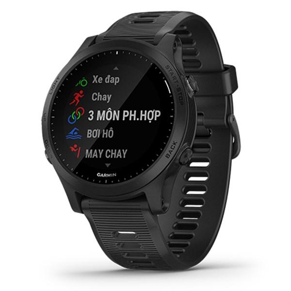 Đồng hồ thông minh Garmin Forerunner 945 dây silicone